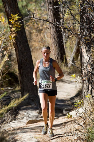Photograph - Pikes Peak Road Runners Fall Series IIi Race #3827 by Steve Krull