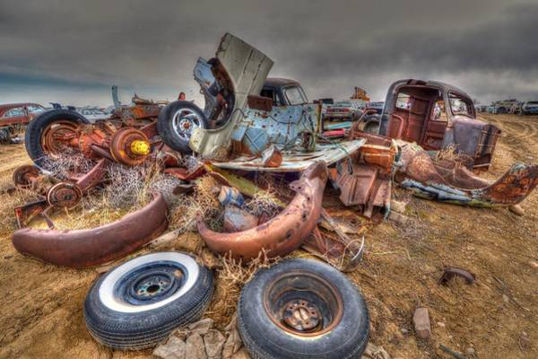 Photograph - Pile Up by Craig Incardone