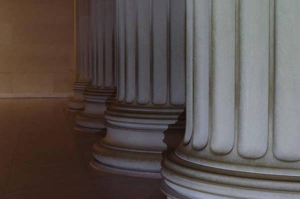 Photograph - Pillars by Buddy Scott