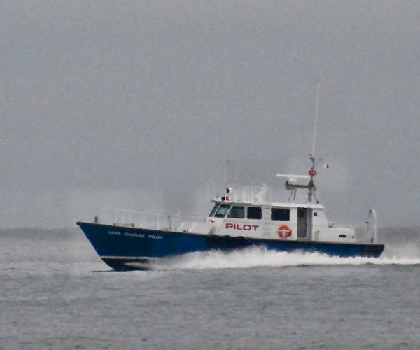 Wall Art - Photograph - Pilot Boat by Bill Perry