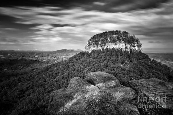 Photograph - Pilot Mountain 1 by Patrick M Lynch