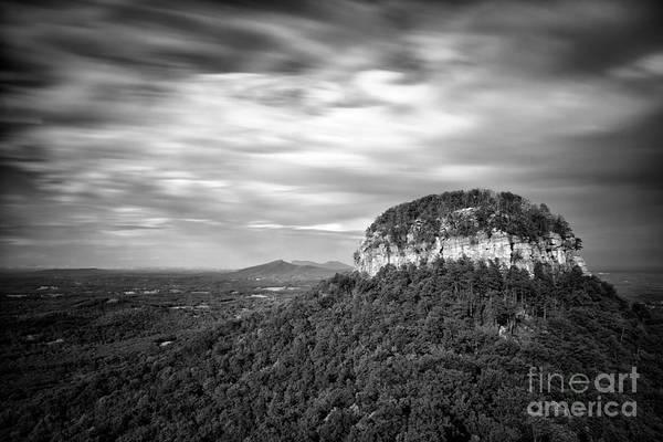 Photograph - Pilot Mountain 3 by Patrick M Lynch