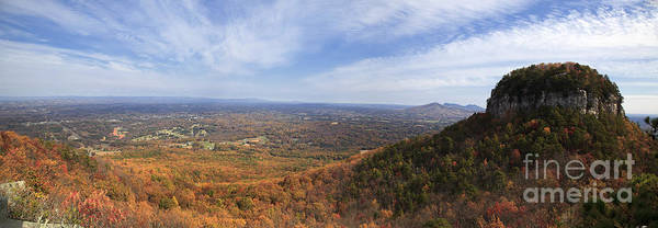 Photograph - Pilot Mountain Panorama by Jill Lang
