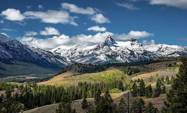Photograph - Pilot Peak by Alex Galkin