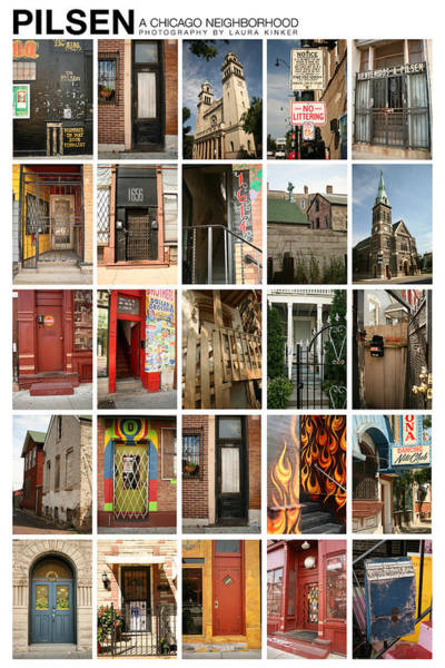 Photograph - Pilsen by Laura Kinker