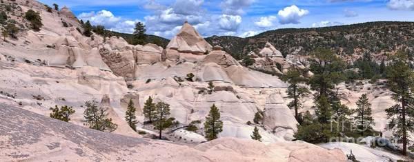 Photograph - Pine Park Tent Rock Panorama by Adam Jewell