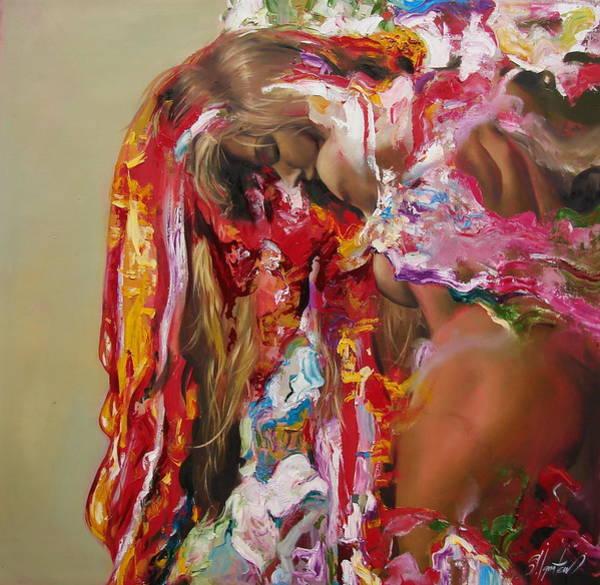 Ignatenko Painting - Pine by Sergey Ignatenko