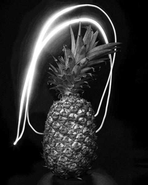 Photograph - Pineapple by Jim Mathis