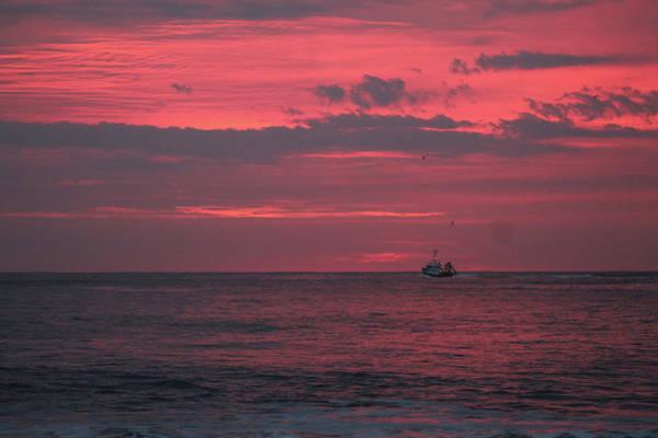 Photograph - Pink Clouds Of Dawn by Robert Banach