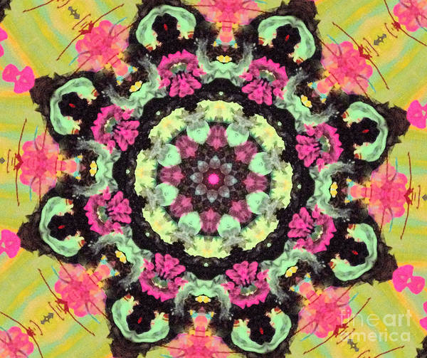 Clarity Digital Art - Pink Lemonade  by Sandra Gallegos
