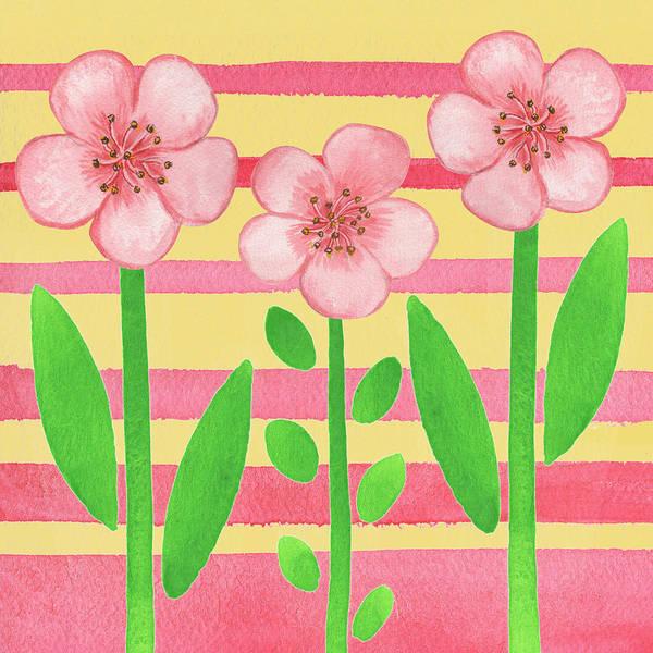Painting - Pink On Pink by Irina Sztukowski