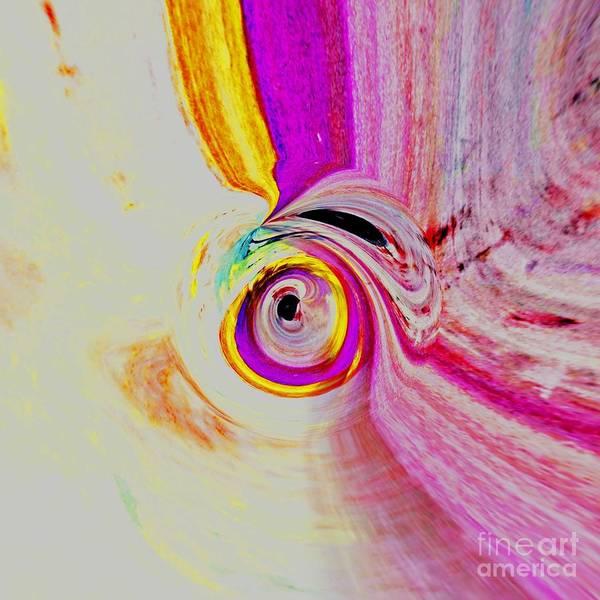Mixed Media - Pink Paradise by Jessica Eli