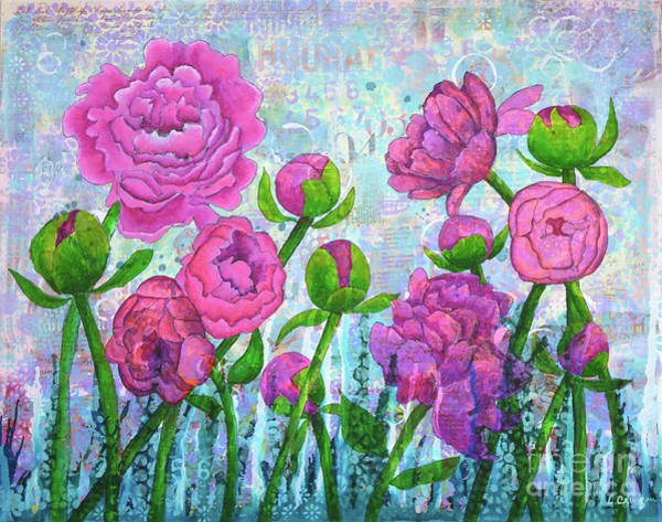Painting - Pink Punch by Lisa Crisman