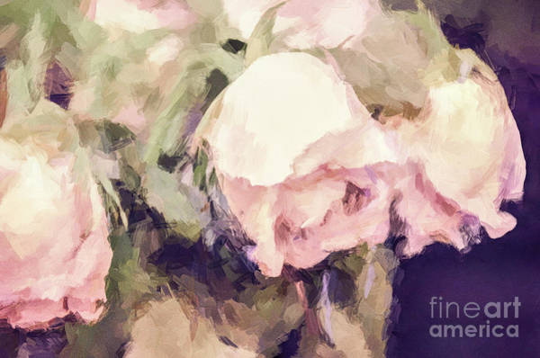 Photograph - Pink Roses - Bring On Spring Series by Andrea Anderegg