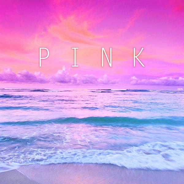 Wall Art - Photograph - Pink. by Sean Davey