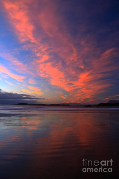 Photograph - Pink Skies Over Chesterman by Adam Jewell