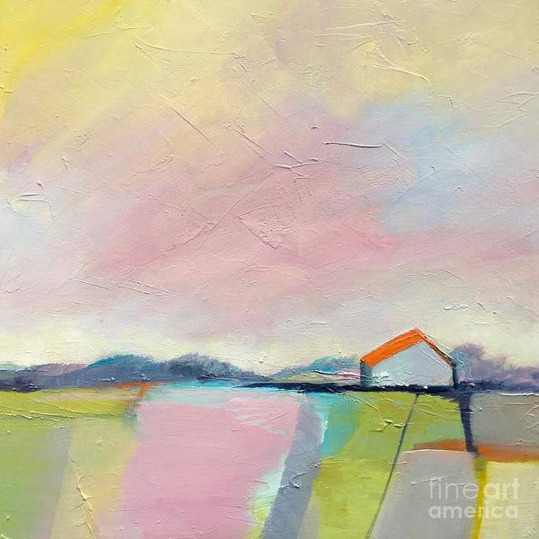 Painting - Pink Sky by Michelle Abrams