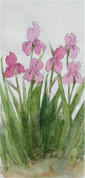 Painting - Pink Spring by Pamela Lee