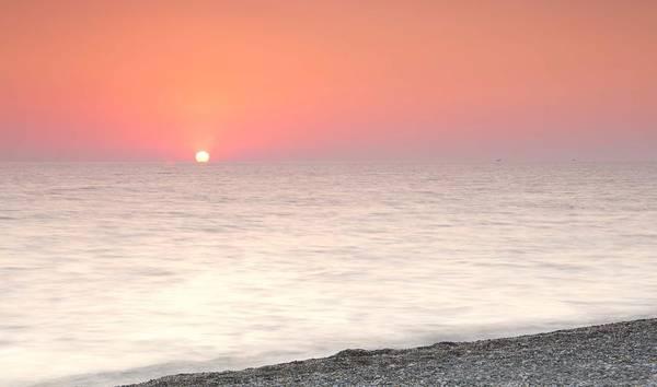Photograph - Pink Sunrise by Natalia Otrakovskaya
