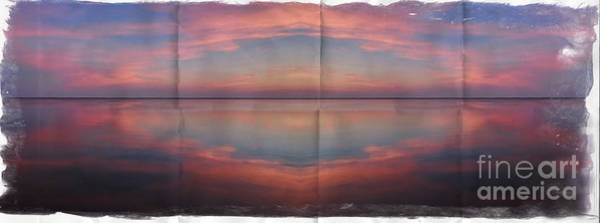 Photograph - Pink Sunset by Jeff Breiman