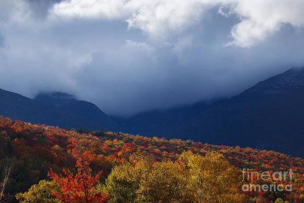Photograph - Pinkham Notch - White Mountains New Hampshire Usa by Erin Paul Donovan
