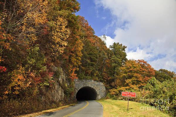 Photograph - Pinnacle Ridge Tunnel by Jill Lang