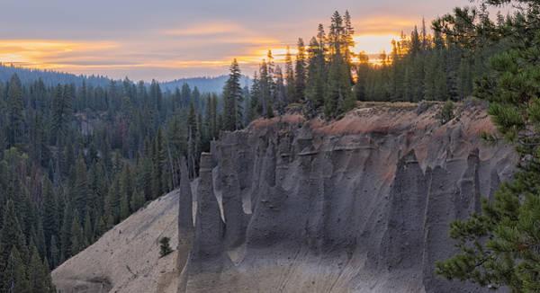 Photograph - Pinnacles Dawn by Loree Johnson