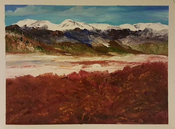 Painting - Pintlers By Anaconda   38 by Cheryl Nancy Ann Gordon