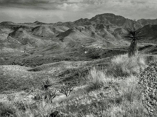 Photograph - Pinto Canyon Road by Charles McKelroy