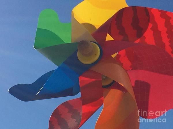 Photograph - Pinwheel by Christine Paris