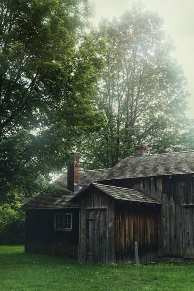 Pioneer Photograph - Pioneer Cottage by Joana Kruse