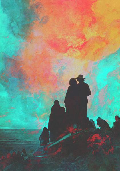 Wall Art - Digital Art - Pioneers by Fran Rodriguez