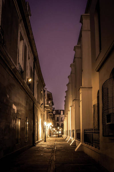 Wall Art - Photograph - Pirate Alley, New Orleans, La by Art Spectrum