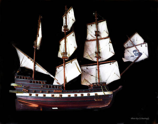 Photograph - Pirate Ship by Coleman Mattingly