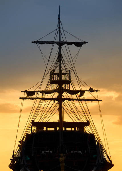 Wall Art - Photograph - Pirate Ship by Stelios Kleanthous