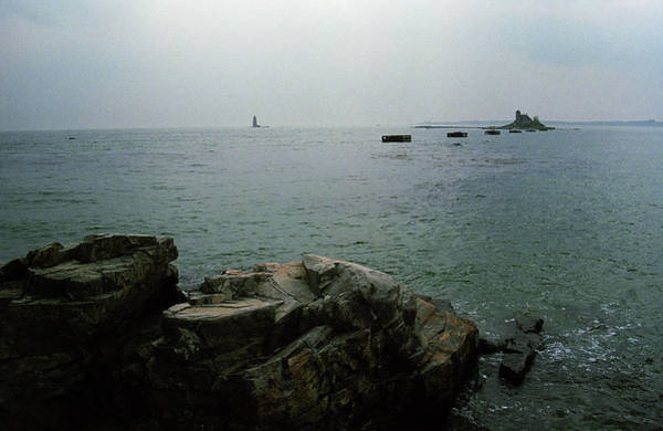 Photograph - Piscataqua River View, Maine 2 by Frank Romeo