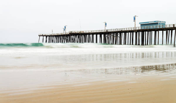 Photograph - Pismo Beach Pier by Priya Ghose