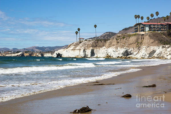 Treen Photograph - Pismo Seascape by Suzanne Luft