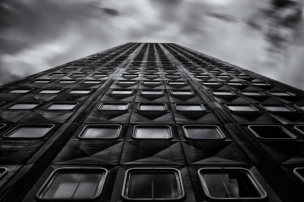 Photograph - Pittsburgh Architecture 5bw by Emmanuel Panagiotakis