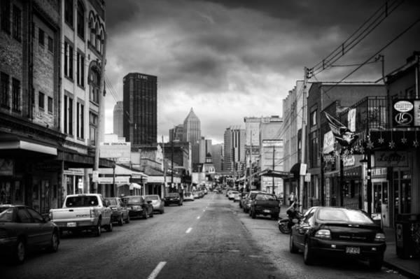 Photograph - Pittsburgh  The Strip  by Emmanuel Panagiotakis