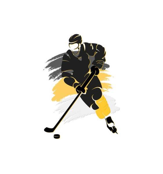 Wall Art - Photograph - Pittsburgh Penguins Player Shirt by Joe Hamilton