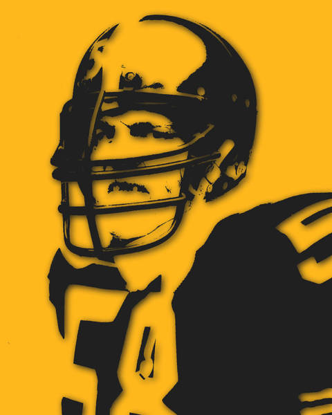 Iphone Case Photograph - Pittsburgh Steelers Jack Lambert by Joe Hamilton