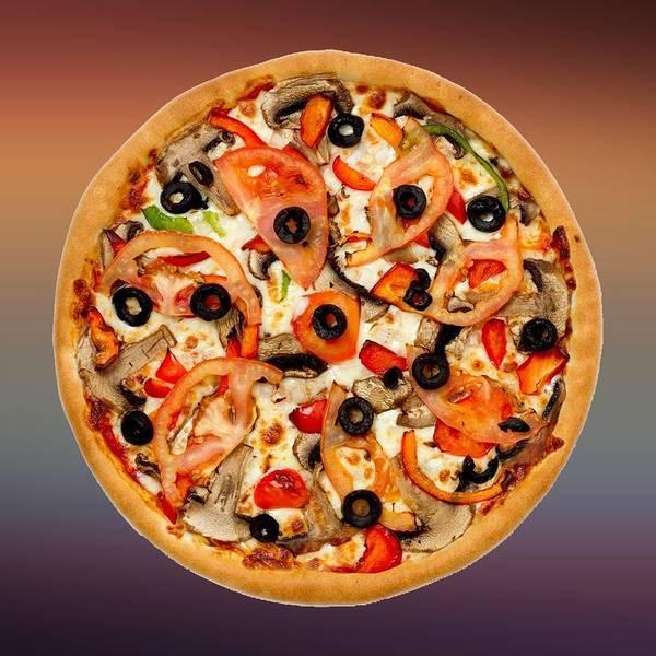 Digital Art - Pizza Pie  by Movie Poster Prints