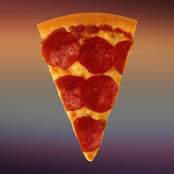Digital Art - Pizza Slice  by Movie Poster Prints