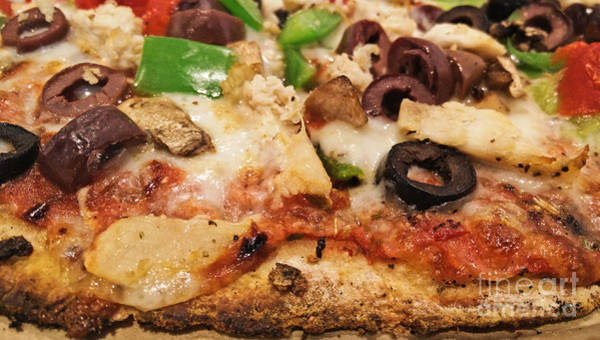 Photograph - Pizza So Good  by Robert Knight