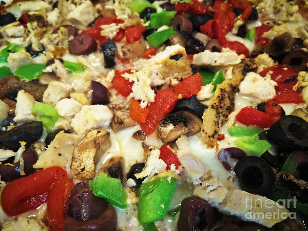 Photograph - Pizza So Yummy by Robert Knight
