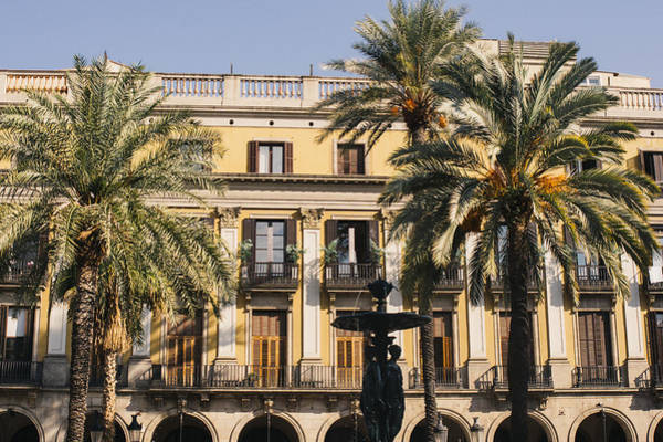 Wall Art - Photograph - Placa Reial by Pati Photography