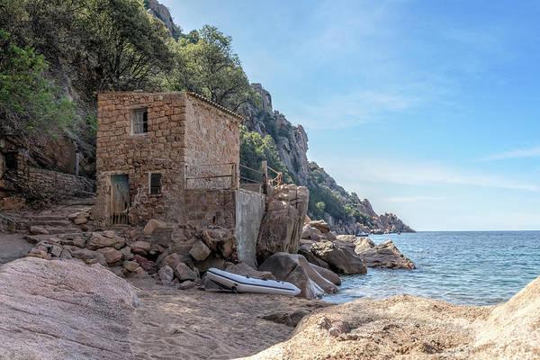 Calvi Photograph - Plage De Ficajola - Corsica by Joana Kruse