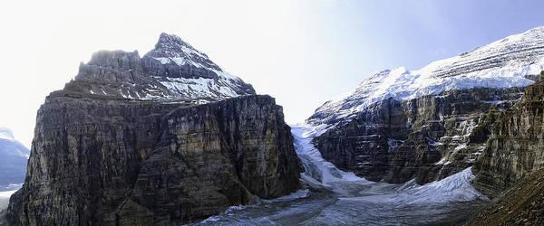 Wall Art - Photograph - Plain Of Six Glaciers Trail Terminus -- Canada by Daniel Hagerman