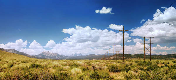 Photograph - Plains Of The Sierras by Bryant Coffey
